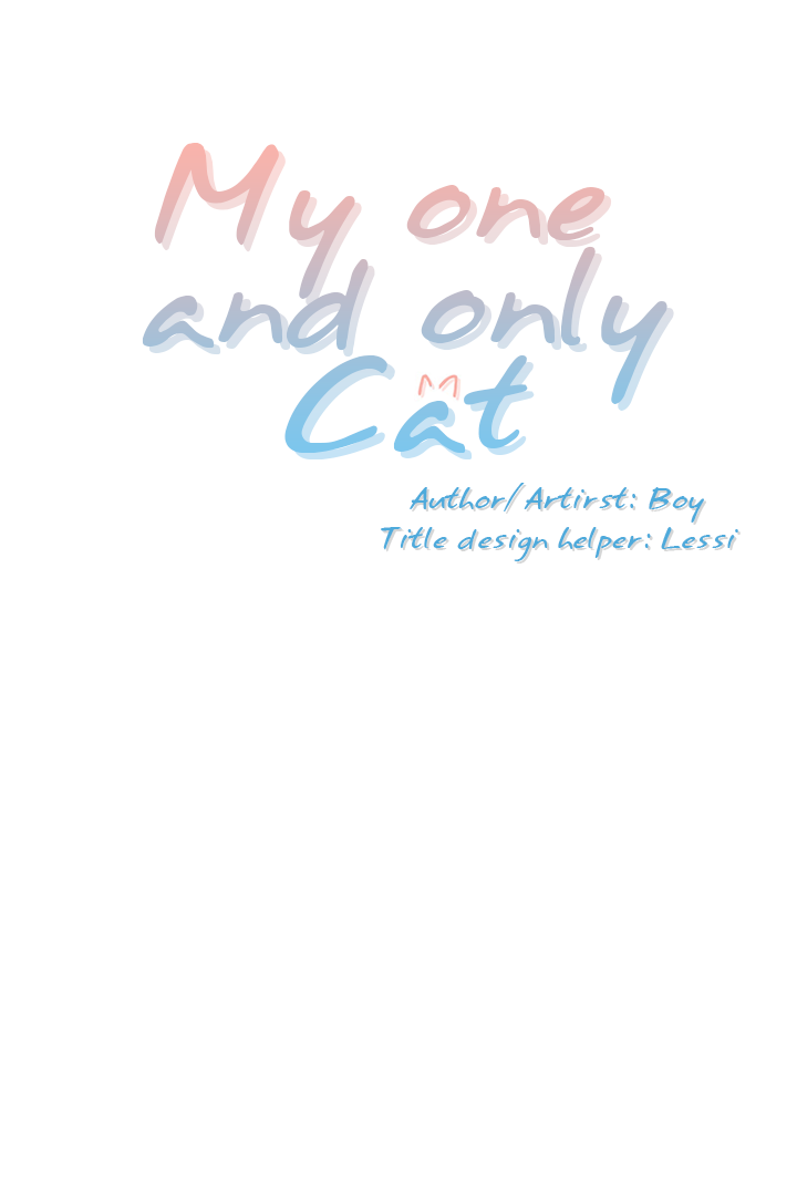 [Camellia] My One And Only Cat Chap 4 Trang 4