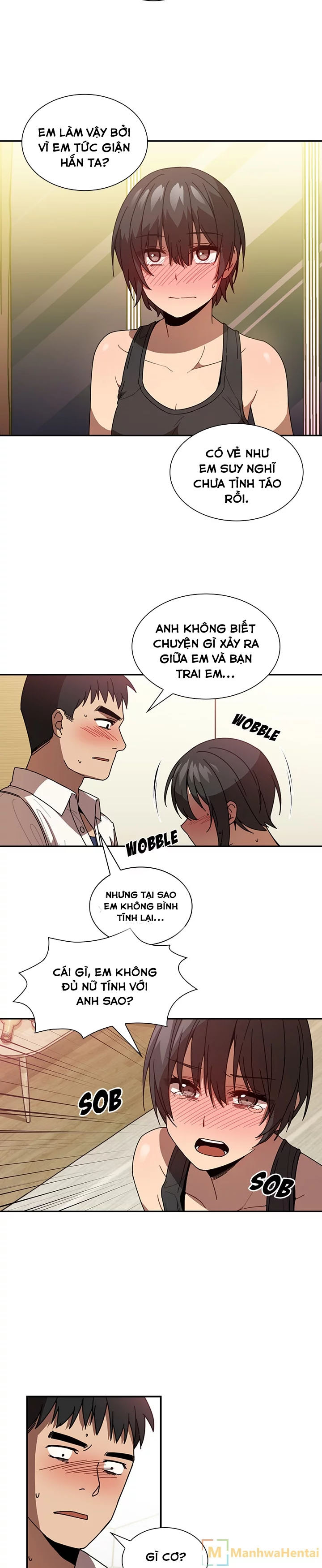 Close as neighbors chap 18 - Trang 11