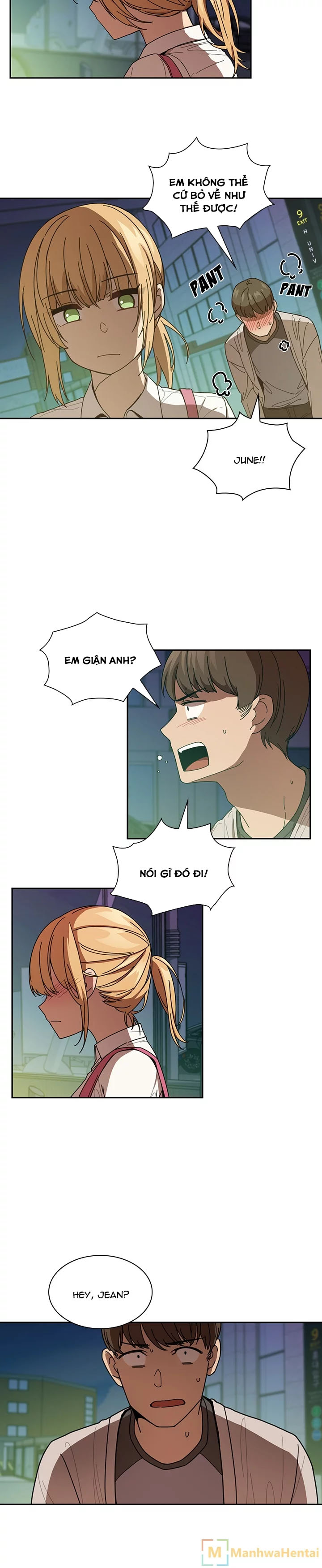 Close as neighbors chap 18 - Trang 4